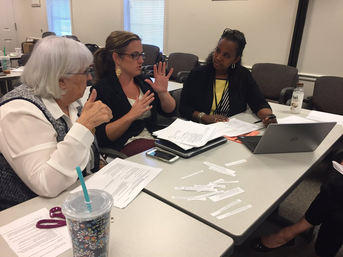 DPAS II Teacher Evaluation group