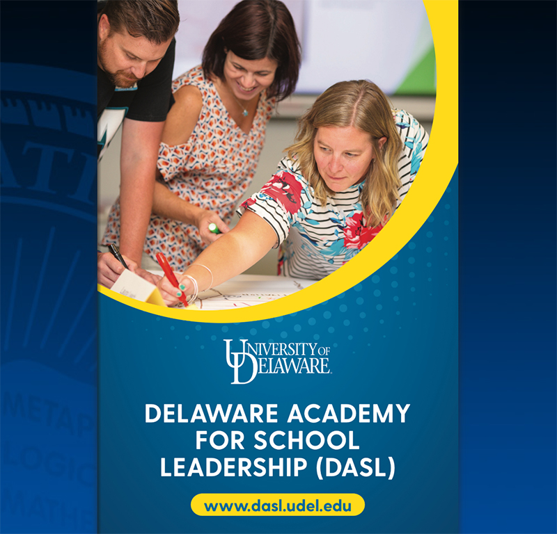 Cover of the DASL booklet